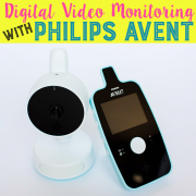 Digital Video Monitoring with Philips Avent