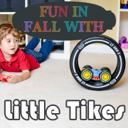 Fun in the Fall with Little Tikes 2