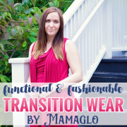 Functional and Fashionable Transition Wear by Mamaglo
