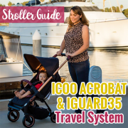Stroller Guide for icoo