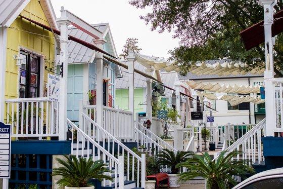 Village Pier Shops