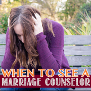 When to see a Marriage Counselor 2