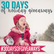 30 Days of Holiday Giveaways 3