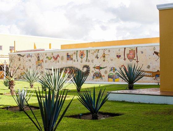Aztec Wall2