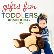 Gifts for Toddlers dmholiday 2015
