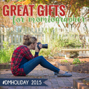 Great Gifts for Momtographer #dmholiday 2015