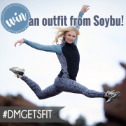 Win an Outfit from Soybu! #DMGETFIT