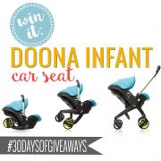 Win it  Doona Infant Car Seat