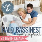 Win it Halo Bassinest and SleepSack