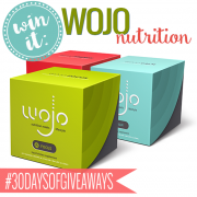 Win it  Wojo Nutrition