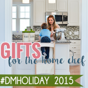 Gifts for The Home Chef #dmholiday 2015