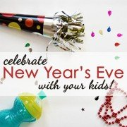 Celebrate New Year's Eve with Your Kids!