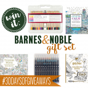 Win It Barnes and Noble Gift Set