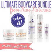 Win It - Ultimate Bodycare Bundle by Nine Naturals