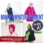 Win it - Minkey Winter Garment by Olie