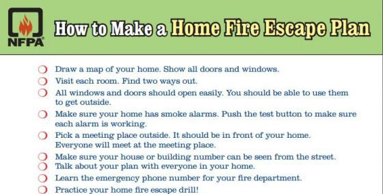 Teach Your Kids Fire Prevention And Safety Daily Mom