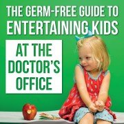 The Germ-Free Guide to Entertaining Kids at the Doctor's Office_pin