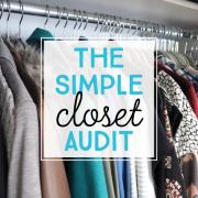 The Simple Closet Audit_PIN