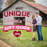 Unique Valentines Day Gift Guide 2016