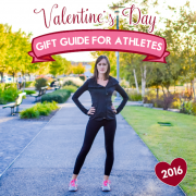 Valentines Day Gift Guide for Athletes 2016