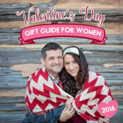 Valentines Day Gift Guide for women 2016