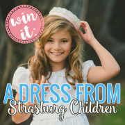 Win It - A dress from Strasburg Children