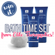 Win It - Bath Time Set from Elite Therapeutics