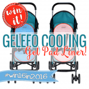 Win It - Geleeo Cooling Gel Pad Liner
