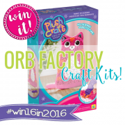 Win It - Orb Factory Craft Kits