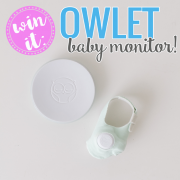 Win It - Owlet Baby Monitor