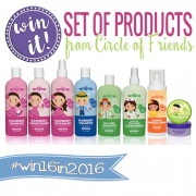 Win It - Set of Products from Circle of Friends v2