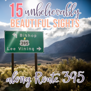 15 unbelievably beautiful sights along Route 395