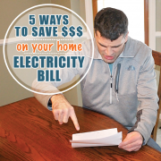 5 Ways to Save Money On Your Electricity Bill v2