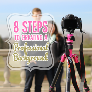 8 Steps to Creating a Professional Background V3