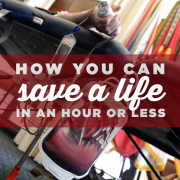 How you can save a life in an hour or less