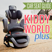Car Seat Guide Kiddy World Plus