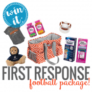 Win It - First Response Football package