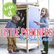 Win It - Little Partners Tri-Side Easel