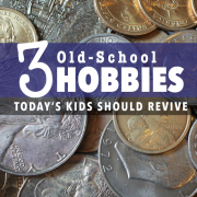 3 Old-School Hobbies Today's Kids Should Revive