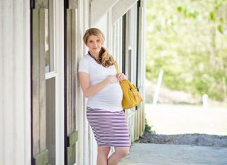 In Full Bloom: RIPE Maternity Spring 2016 Collection