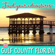 Find Your Adventures In Gulf County Florida