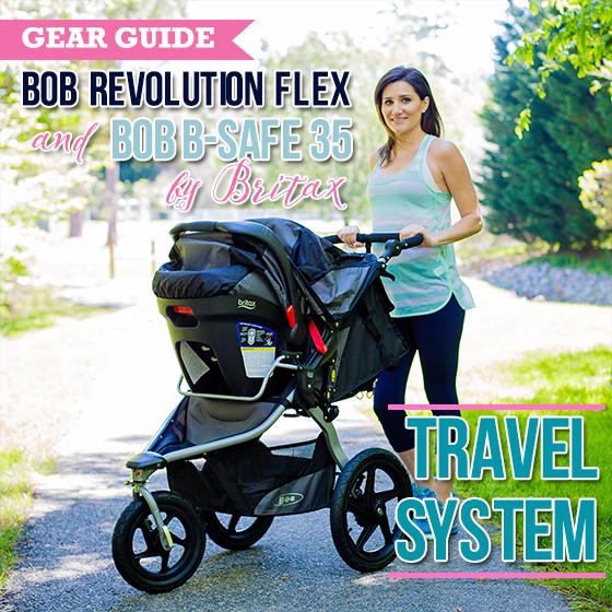 Gear Guide Bob Revolution Flex And Bob B Safe 35 By Britax