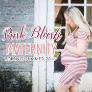 PinkBlush Maternity Spring Summer 2016