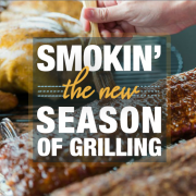 Smokin' The New Season of Grilling