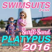 Suits for Surf & Sand Platypus Australia 2016