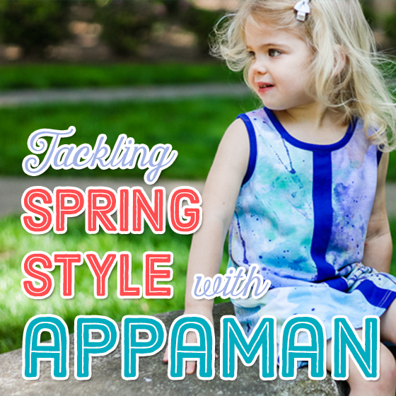 Tackling Spring Style with Appaman