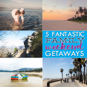5 Fantastic Family Weekend Getaways