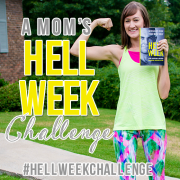 A Mom's Hell Week Challenge