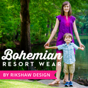 Bohemian Resort Wear by Rikshaw Design