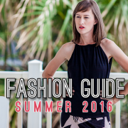 Fasion Guide - Summer 2016
